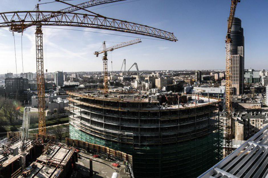 Zobacz najnowsze zdjęcia z budowy Warsaw Spire