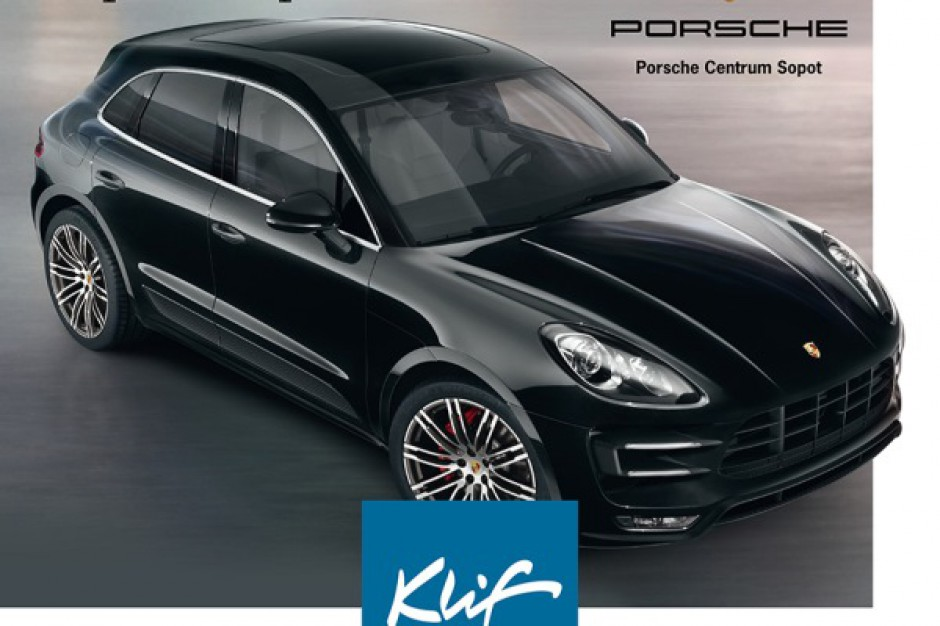 Weekend z Porsche w gdyńskim Klifie