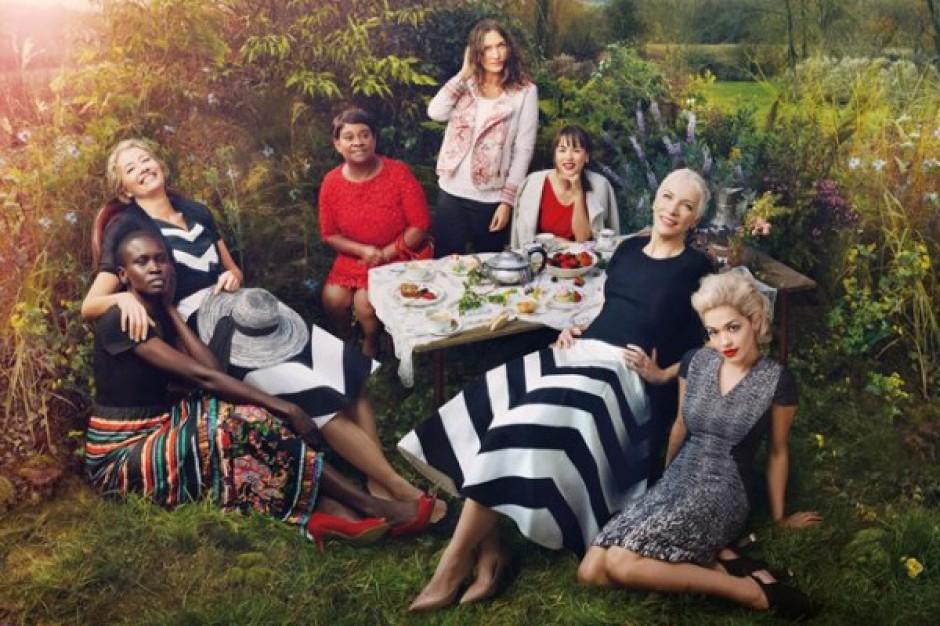 Annie Lennox i Emma Thompson w kampanii reklamowej Marks & Spencer
