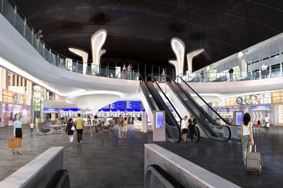 Zobacz projekt modernizacji Dworca Centralnego