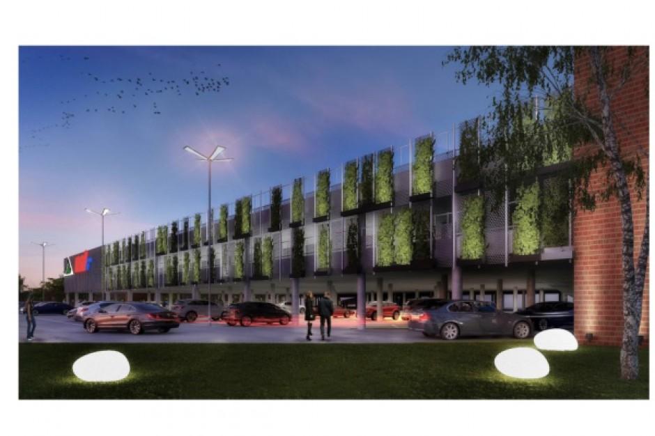 Manufaktura zainwestuje w parking ponad 5 mln euro