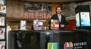 Punkt Informacji Turystycznej w Silesia City Center