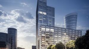 Skanska prezentuje projekt nowego wieżowca w Warszawie