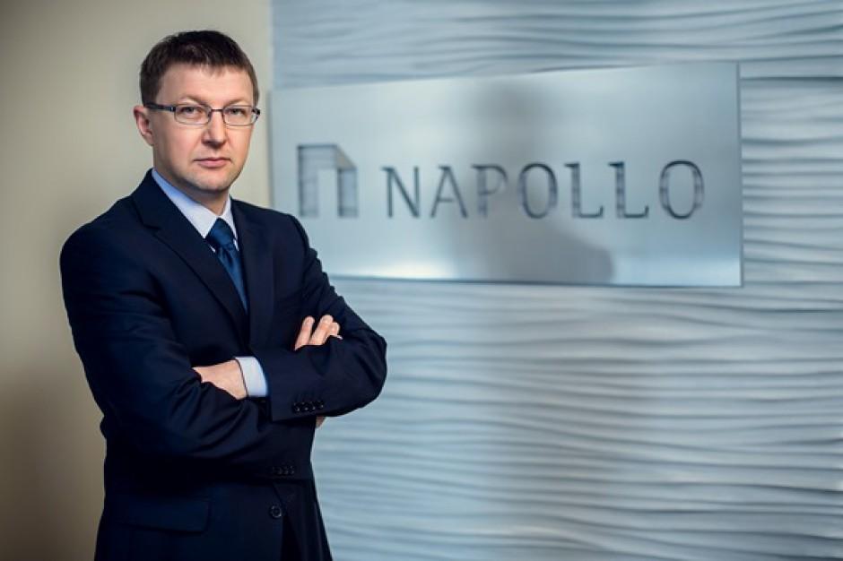 Grupa Napollo z nowym prezesem
