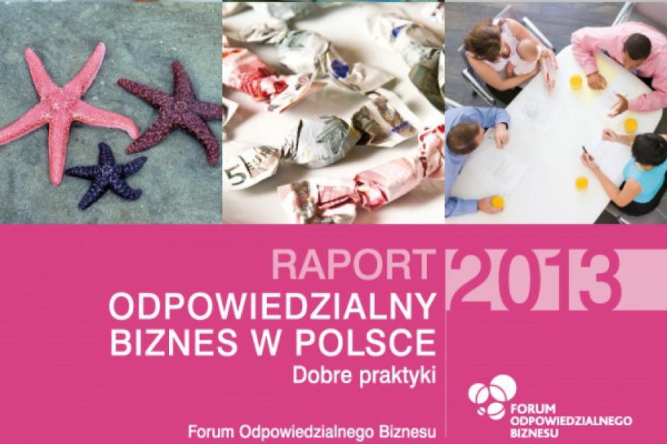 Projekty Inter Ikea Centre Group Poland docenione w Raporcie Forum Odpowiedzialnego Biznesu