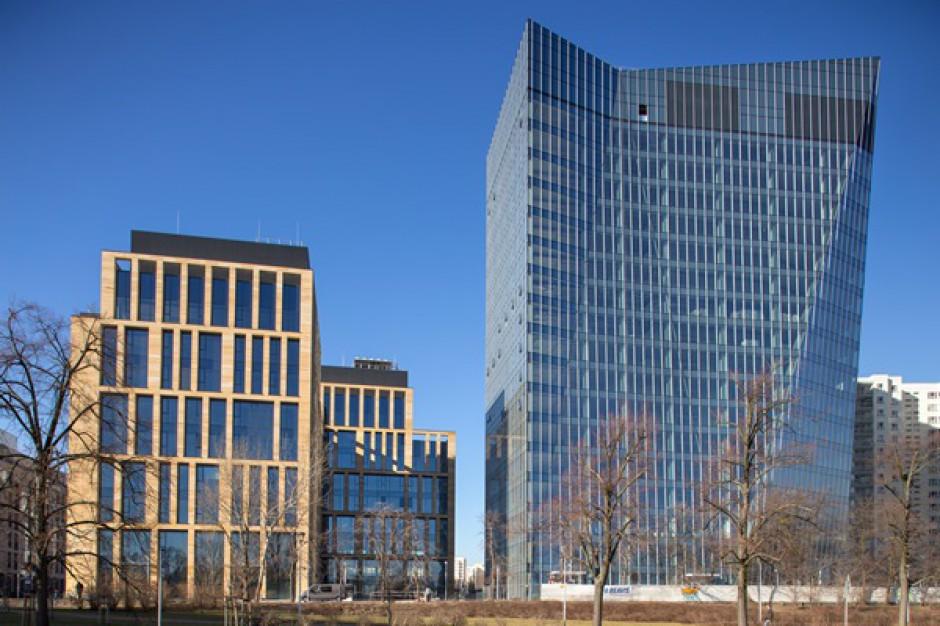 Pierwsza faza kompleksu Gdański Business Center na ukończeniu