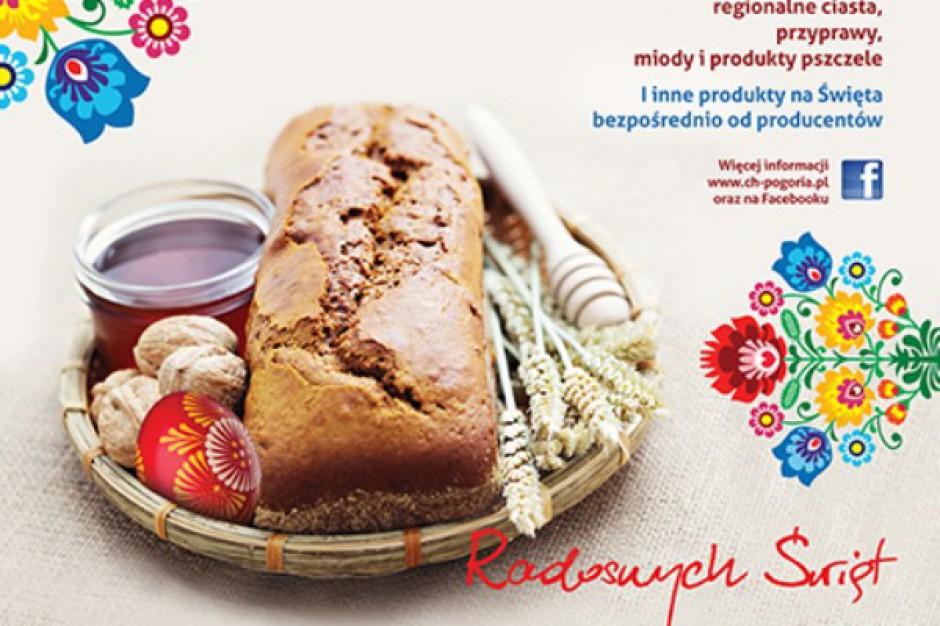 Wielkanocny jarmark produktów regionalnych w Pogorii