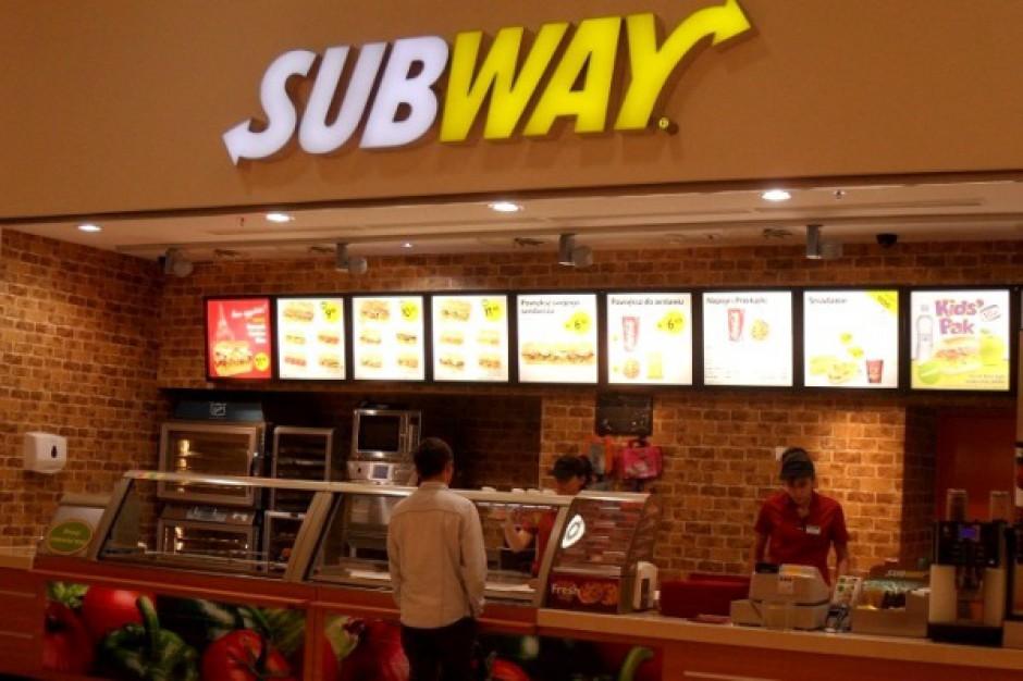 Subway na dłużej z Galerią Malta