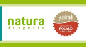 Superbrands dla Drogerii Natura