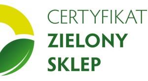 Certyfikat Zielony Sklep dla Tchibo.pl