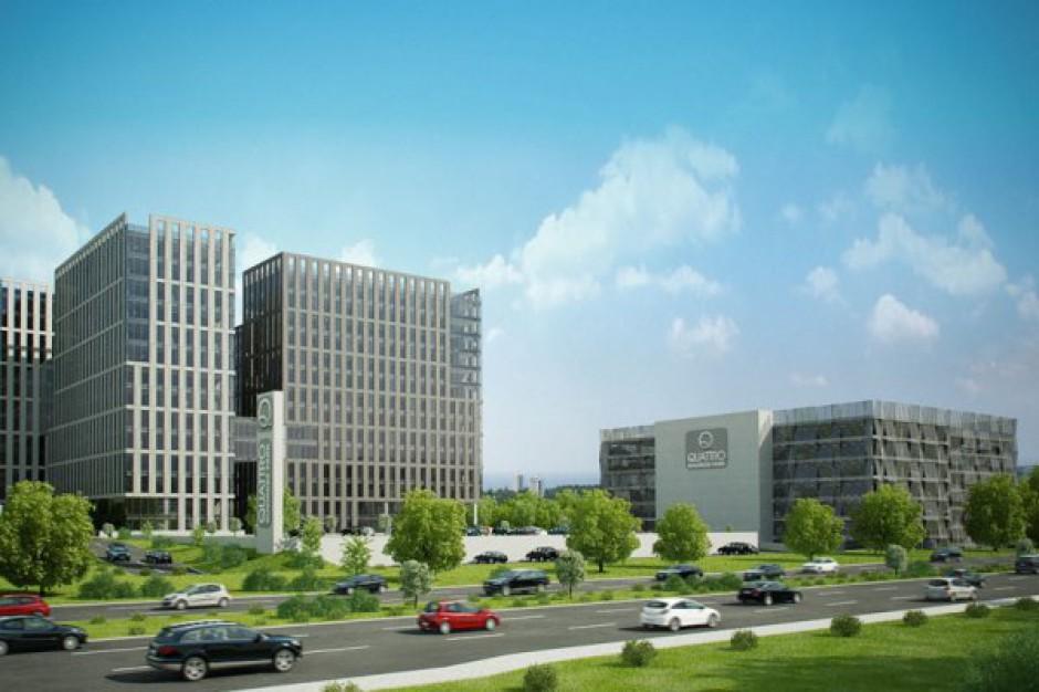 Farmaceutyczny gigant wybrał Quattro Business Park w Krakowie