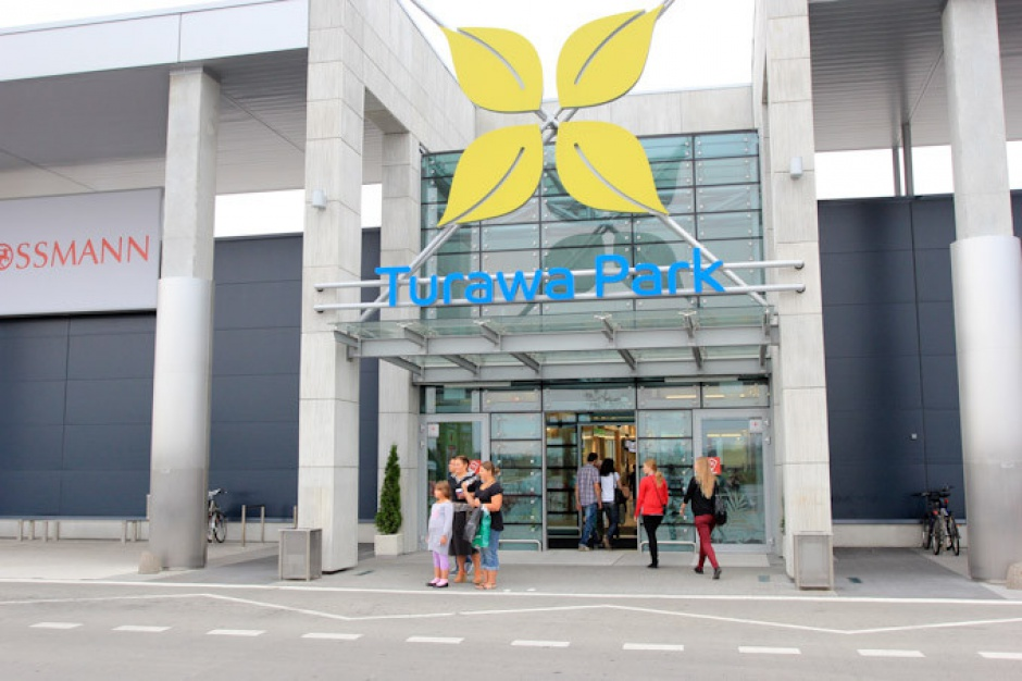 CH Turawa Park z nową atrakcją dla najmłodszych