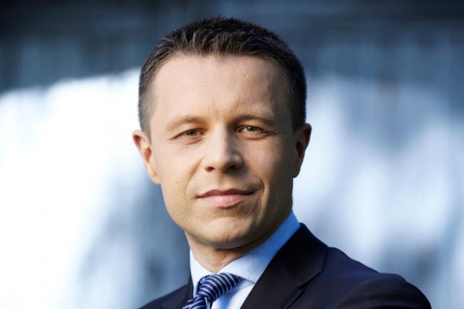 Radosław T. Krochta awansuje na nowe stanowisko w MLP