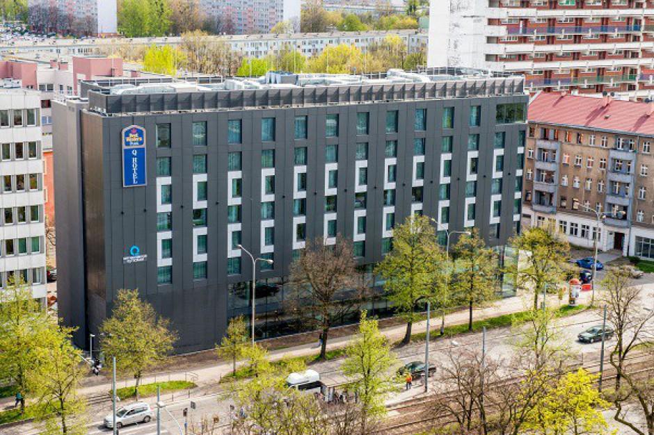Wystartował drugi we Wrocławiu hotel Best Western