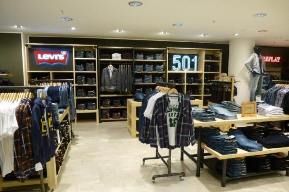 Polska firma zaprojektuje wyposażenie dla sieci sklepów Levi's w Europie
