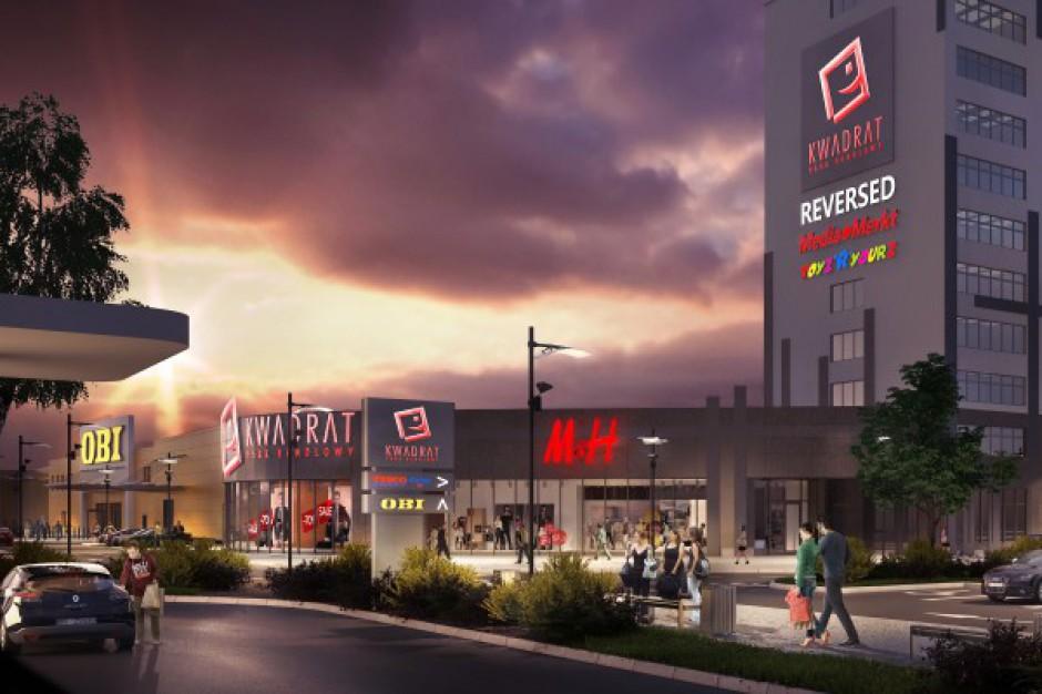 Program Inwestycje Polskie wesprze budowę Parku Handlowego Kwadrat