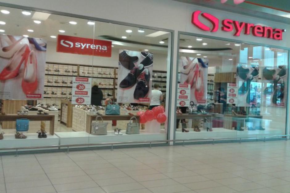 Syrena otwiera pierwszy salon obuwniczy w Białymstoku