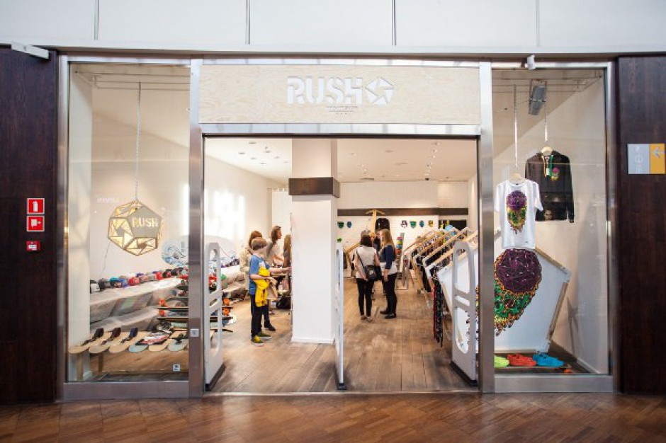 Skateboardowy pop-up store rusza w Łodzi
