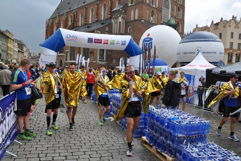 Maraton z Grupą Hotelową Orbis