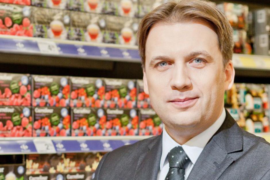 Spółka Carrefour Polska powołuje nowego szefa hipermarketów