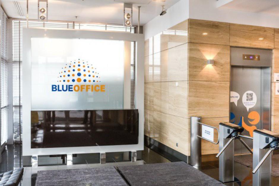 Blue City chce wykorzystać wysoki popyt na biura