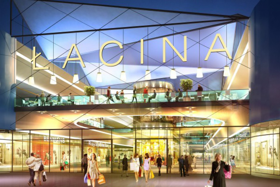 BGK, ING i Berlin Hyp sfinansują budowę CH Łacina
