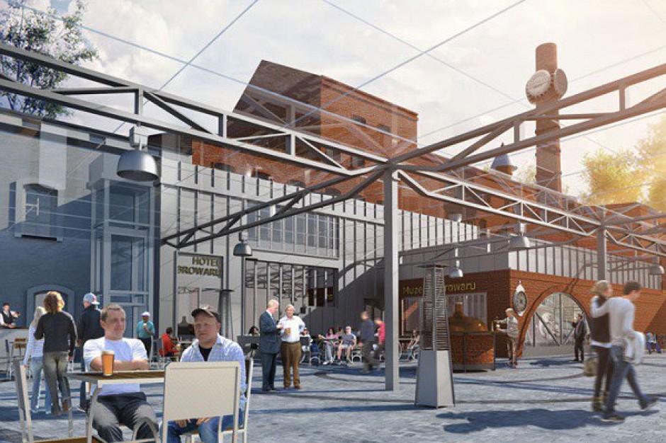 Browar City nową wizją nieruchomości handlowych