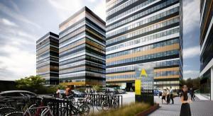 Zakończono budowę konstrukcji pierwszej części Silesia Business Park