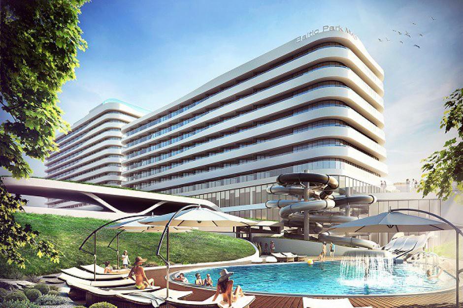 Baltic Park Molo pierwszym hotelem z certyfikatem LEED