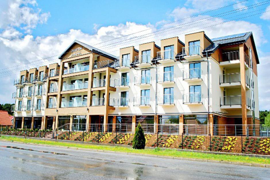 Tristan Hotel & SPA w Kątach Rybackich wita pierwszych gości