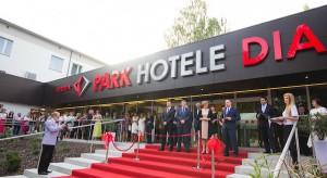 Huczne otwarcie Park Hotelu Diament w Zabrzu