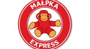 Sklepy Małpka Express osiągają