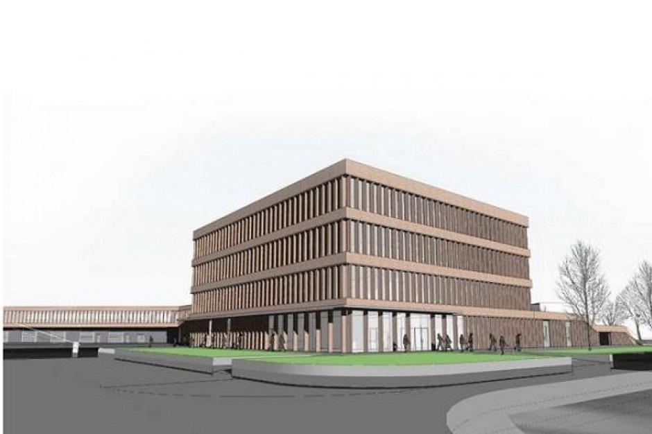 Wrocławskie MPWiK inwestuje w biurowiec