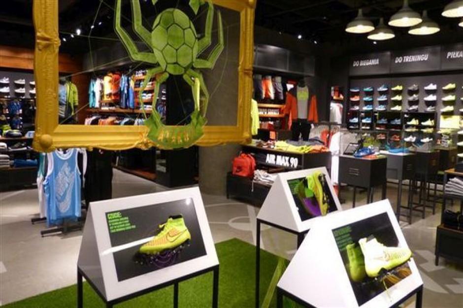 Wystartował nowy salon Nike w Warszawie