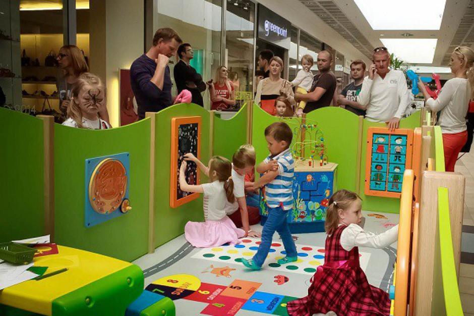 Otwarcie placu zabaw w Ferio Konin