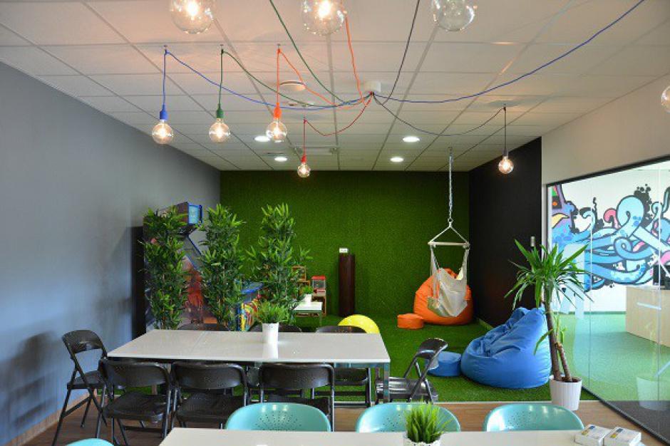 Biuro dla graczy w Olivia Business Centre