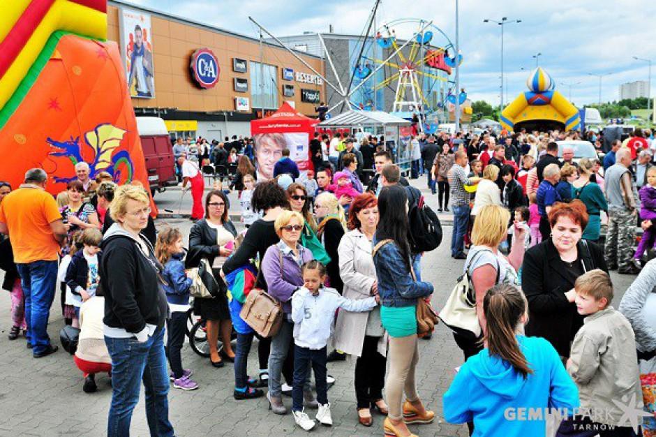 Rekordowa odwiedzalność w centrach handlowych Gemini