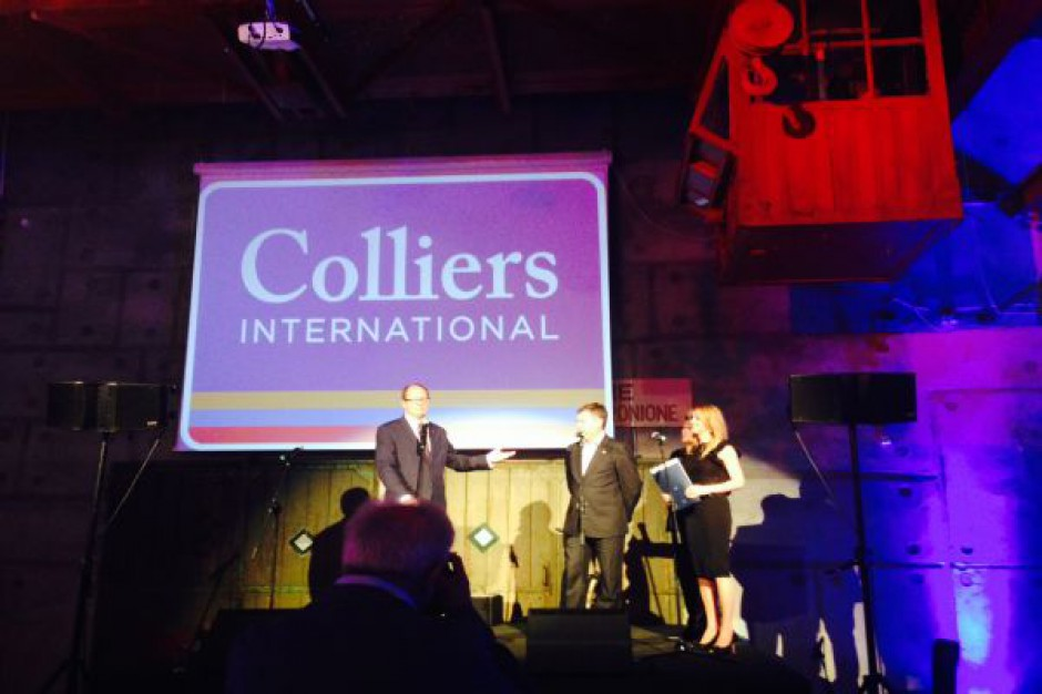 Nowe biuro Colliers International