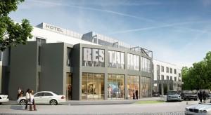 Nowy hotel Best Western połączy siły z galerią handlową