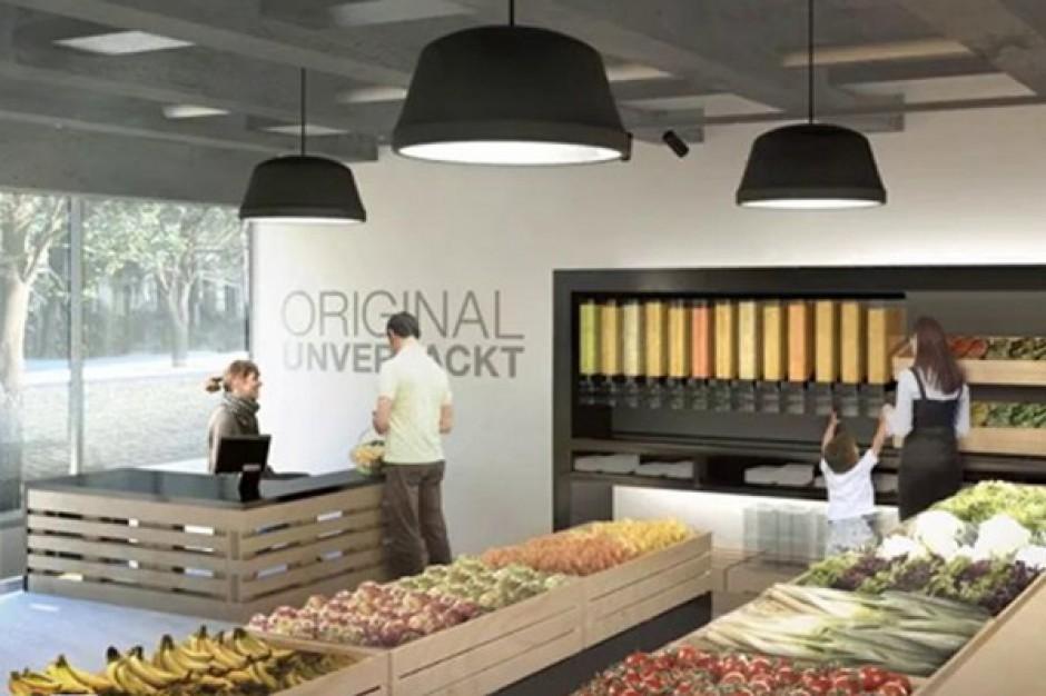 Pierwszy na świecie bezodpadowy supermarket wystartuje w Niemczech