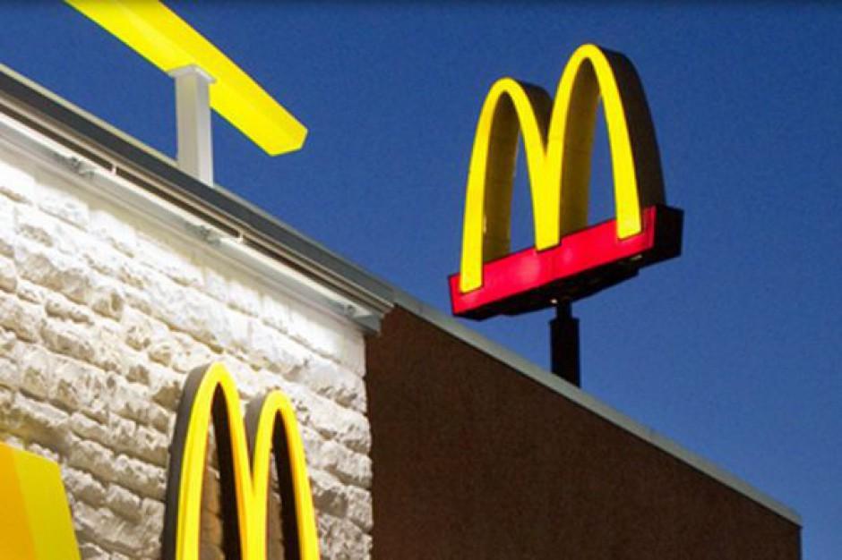 Kolejny słaby miesiąc dla McDonalds