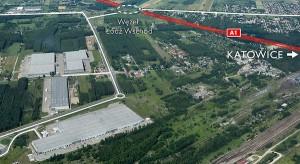 Park Łódź East coraz większy
