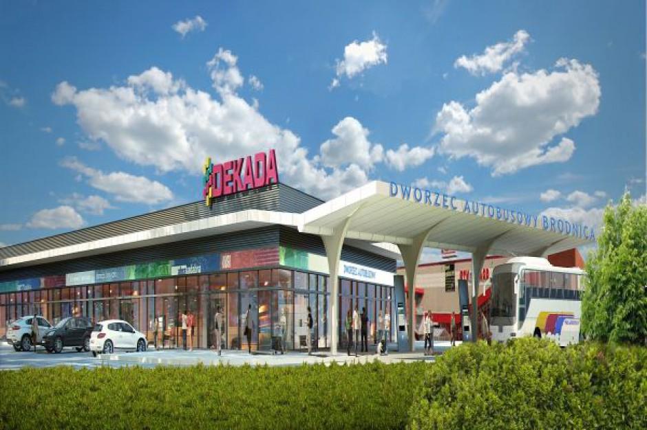 Rośnie centrum handlowe Dekada Brodnica