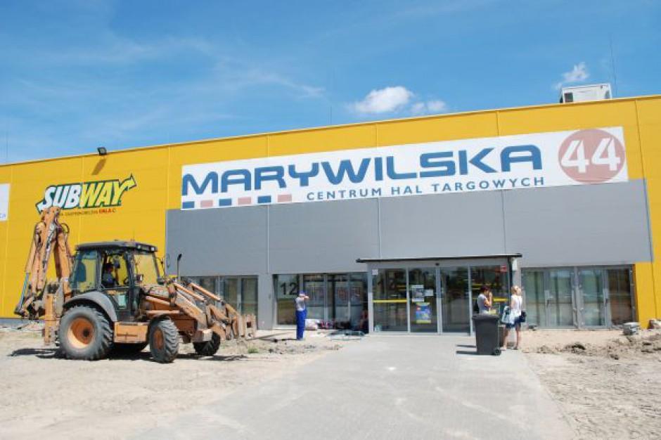 Startuje rozbudowa Centrum Handlowego Marywilska 44