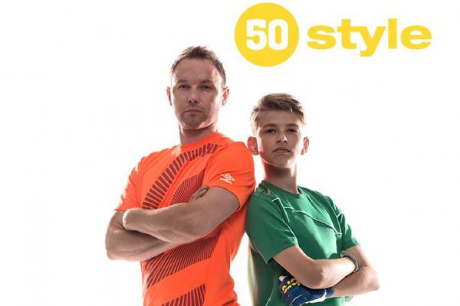 50 style z nowym ambasadorem marki