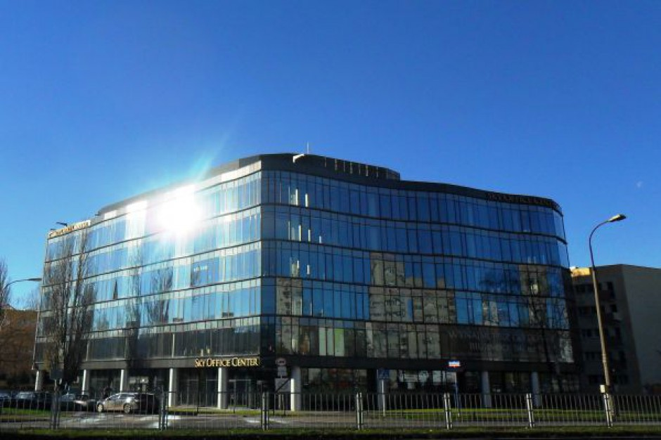 Sky Office Center z nowymi najemcami