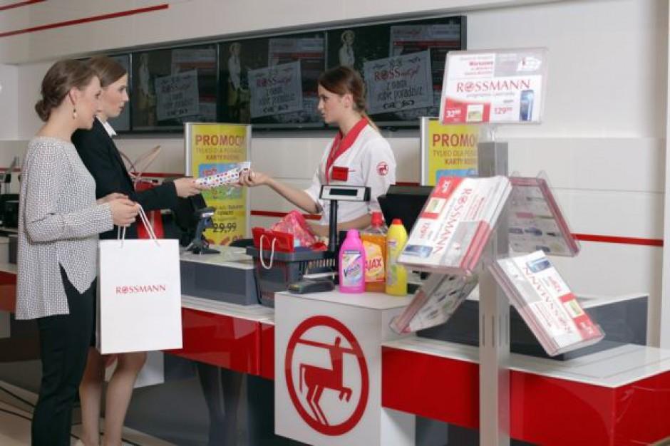 Rossmann otworzył 900. drogerię w Polsce