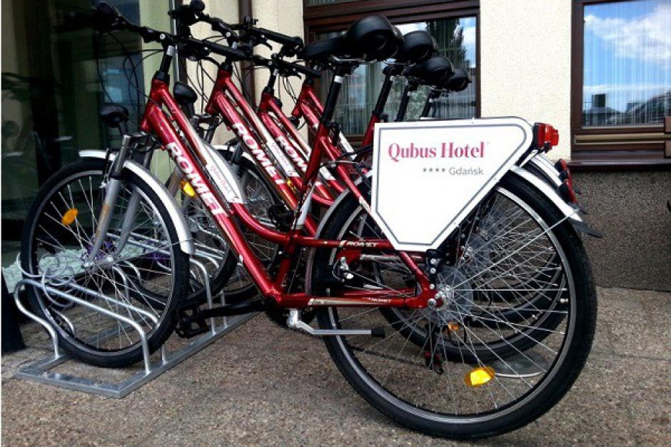 Qubus Hotel Gdańsk otwiera wypożyczalnię z rowerami
