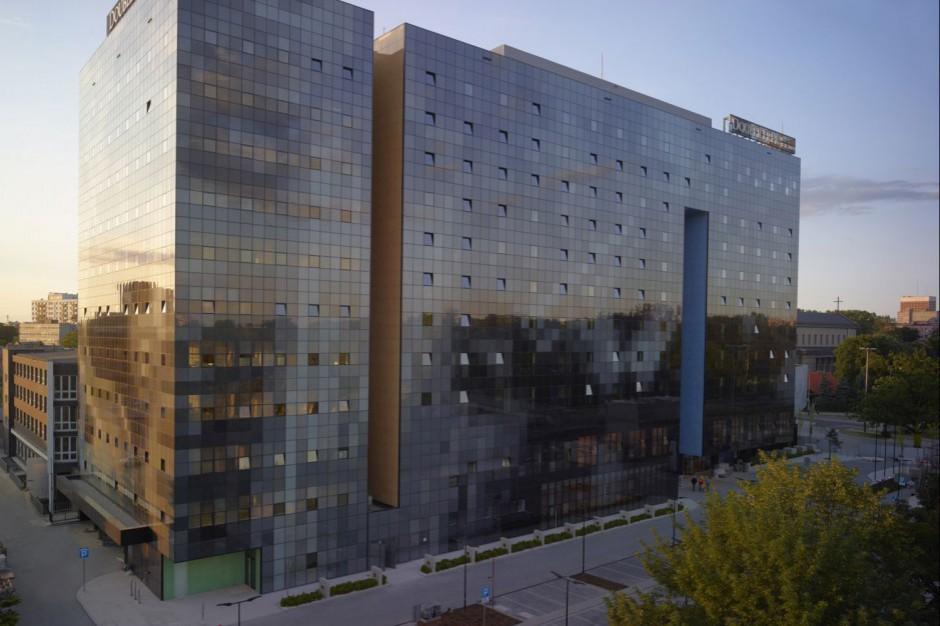 Łódzki kompleks hotelowo-biurowo-kinowy nagrodzony
