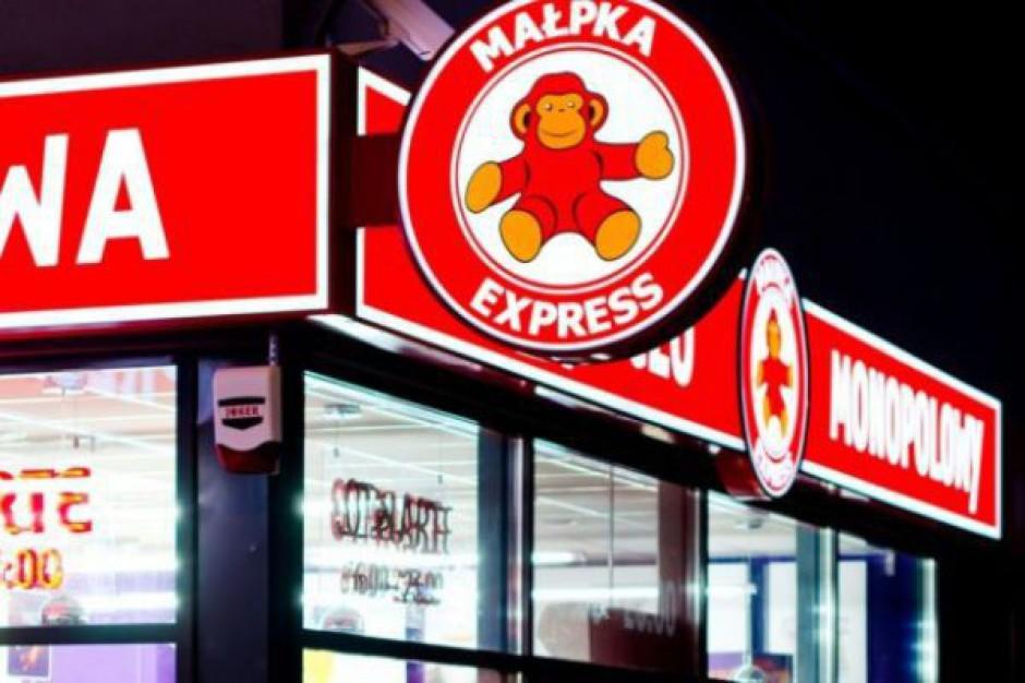 Małpka Express rozwija się dzięki synergii z Merlinem